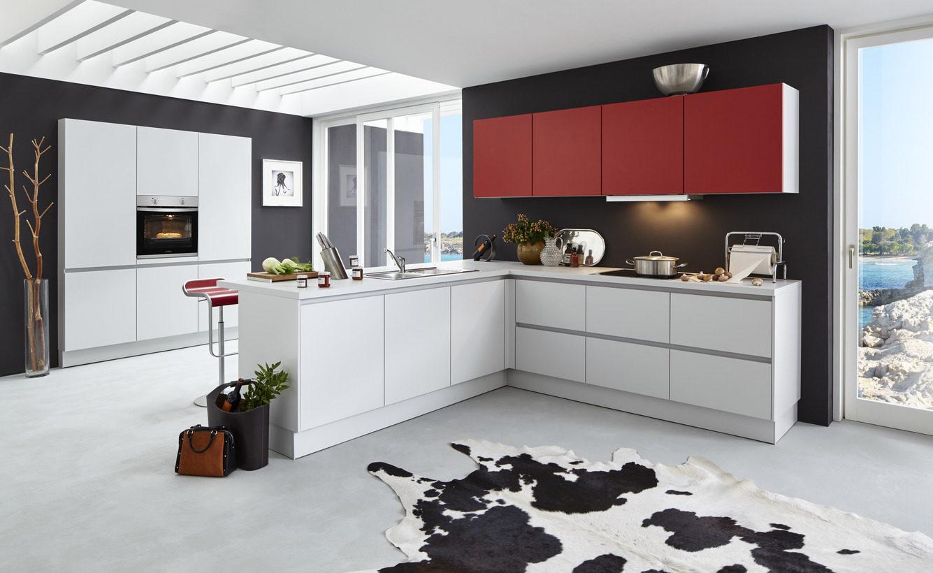 Möbel Herzer St. Ingbert | Räume | Küche | Einbauküche | Einbauküche